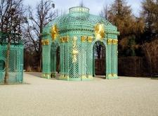 Gitterpavillon Sanssouci