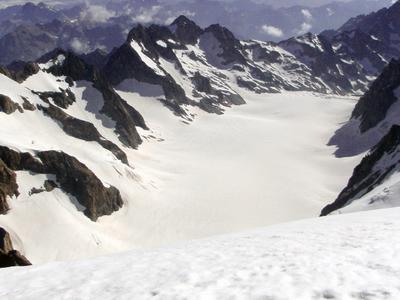 Glacier Blanc