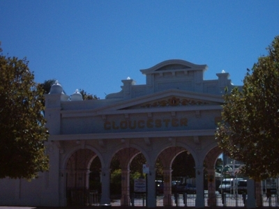 Entrance To Gloucester Park