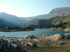 Glacier Lake Beartooths Mt
