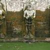 Bathing Temple Figures