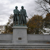 Goethe Schiller Monument