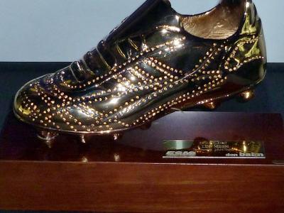 Golden Shoe Of Leo Messi