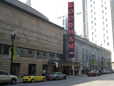The Goodman Theatre