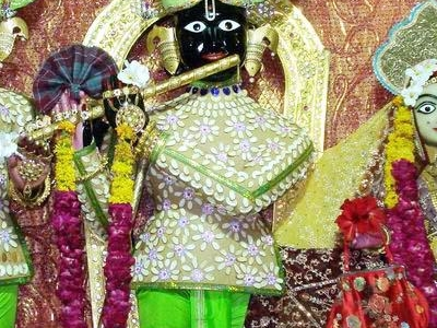 Gopinathji  Maharaj  Gadhada  Mandir