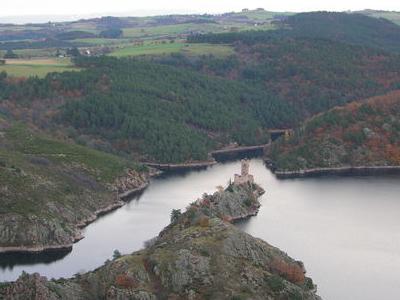 A Pristine Gorge Of The Loire