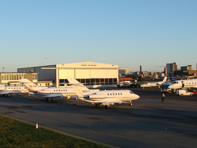Grafair Jet Center Fbo