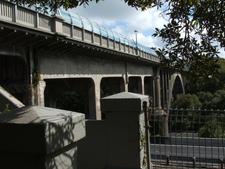 North Side Of Grafton Bridge