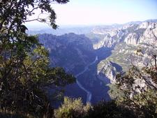 The Gorge Du Verdon