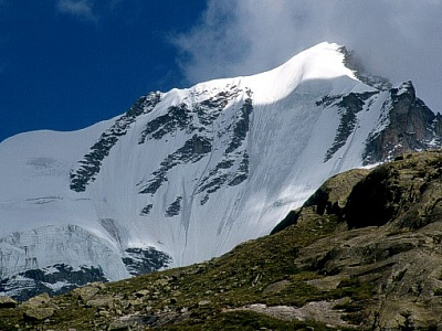 Gran Paradiso Mountain