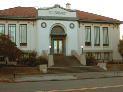 Green Lake Library