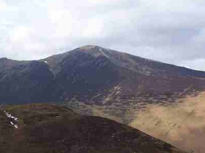 Grisedale  Pike From  Barrow