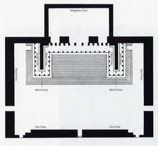 Grundriss Aufstellung Pergamonaltar