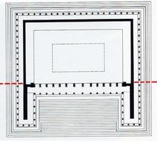 Grundriss Pergamonlatar Rotate