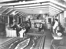 Guests At Rapidan Camp