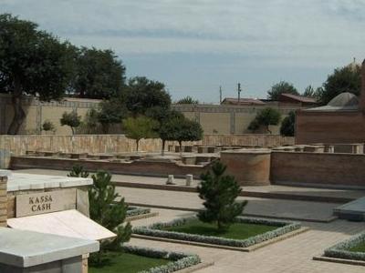 Guri  Amir   2 8 Samarkand  2 9   0 1