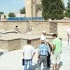 Guri Amir 2 8 Samarkand 2 9 1 2 . Outside With Visitors
