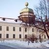 Gustavianum In Winter
