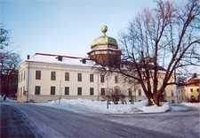 Gustavianum In Winter