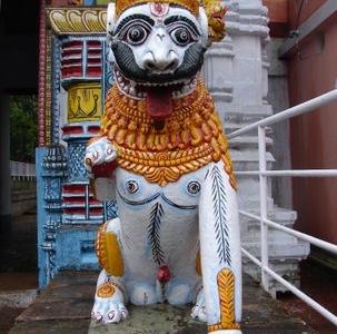 Gundicha Mandir Lion