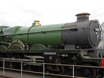 GWR 4073 Class 5043