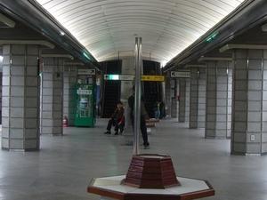 Estación de Gyeongbokgung