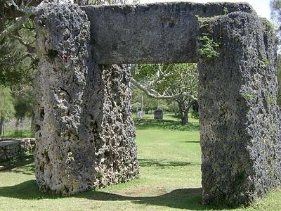 Ha'amonga 'a Maui Trilithon - Tongatapu - Tonga