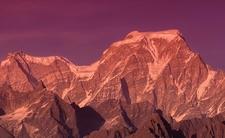 Haathi Parvat Sunset - Uttarakhand