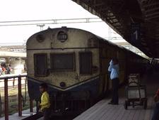 Habibganj Railway Station