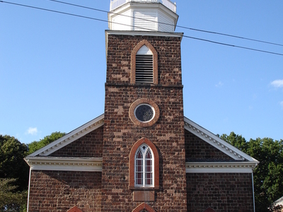 Hackensack Church On The Green