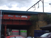 Hackney Downs Railway Station