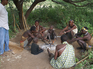Hadzabe Bushmen tour 6 Days 5 Nights