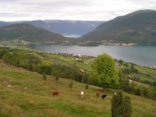 Hafslovatnet Norway
