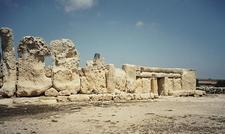 Hagar Qim Southern Wall - Malta