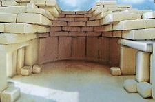 Hagar Qim Temple Roof - Malta
