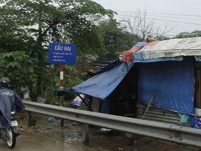 Hai Bridge - Phú Lộc District - Thừa Thiên & Dốc Cầu Hai