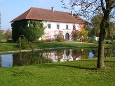 Haiding Castle, Upper Austria, Austria