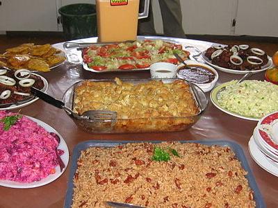 Haitian Cuisine
