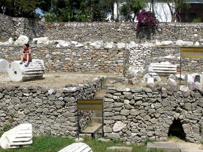 Mausoleum Of Mausolus