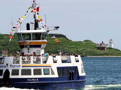 Halifax  Metro  Transit  Ferry