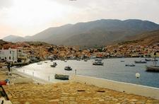 Halki Harbour - Dodecanese Islands