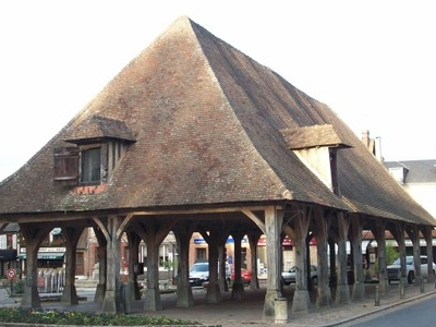 17th-century Covered Market