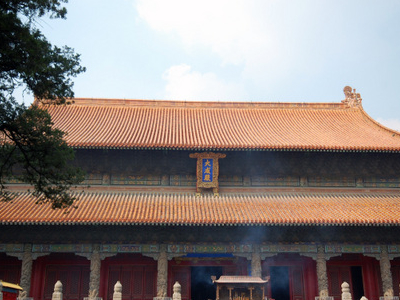 Hall Of Great Pefection Dacheng