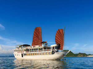 Halong Bay 2 Days on Galaxy Premium Cruise Photos