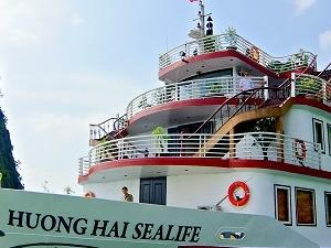 Halong Huong Hai Sealife Cruise Deal
