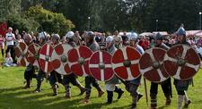 Hameen Keskiaikamarkki - Medieval Fair At Hameenlinna - Finland