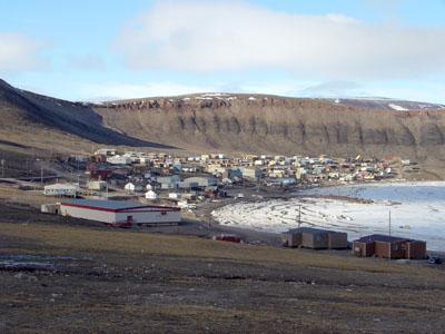 Hamlet Of Arctic Bay