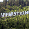 Hammarstrand Sign