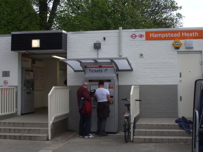 Hampstead Heath Railway Station