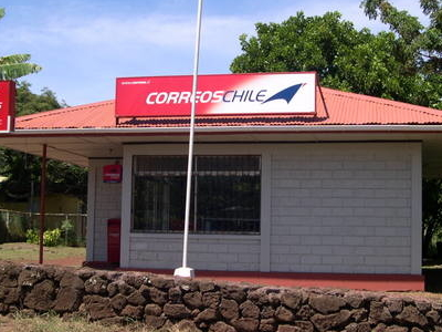 Hanga  Roa  Post  Office